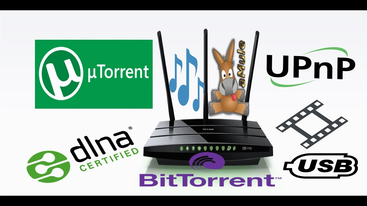 👨‍🏫 CONFIG TORRENT in a ROUTER 📌