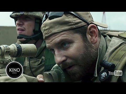 Американский снайпер (2015) Трейлер (англ.)