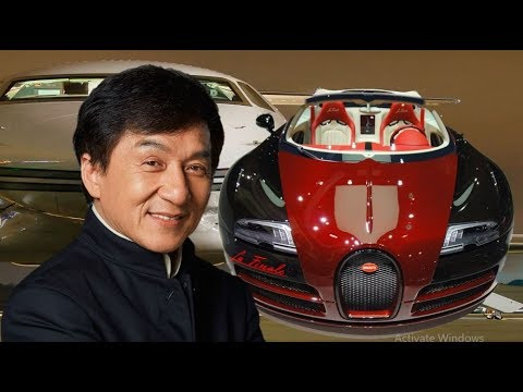 Jackie Chan Cars Collection 2018 Youtube