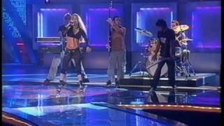 Jeanette Biedermann - Right Now - live