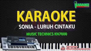 Video Karaoke Sonia - Luruh Cintaku (KN7000) HD Quality Lirik Tanpa Vocal Lagu Malaysia download MP3, 3GP, MP4, WEBM, AVI, FLV Oktober 2018