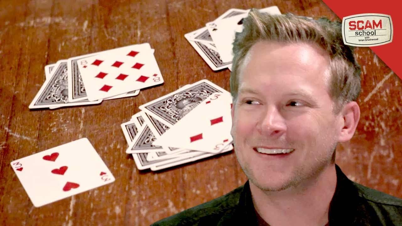 Learn An Insanely Easy Card Trick Magic Card Tricks Card Tricks Cool Magic Tricks
