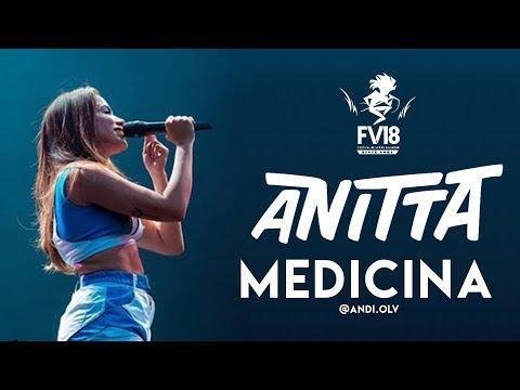 Anitta - Medicina - Festival De Verão Salvador 2018