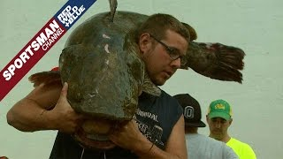 16th Annual Okie Noodling Tournament