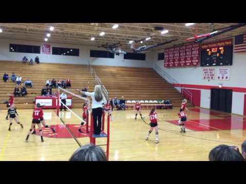 Incarnation School Wins Volleyball Championship (8th Grade Girls)