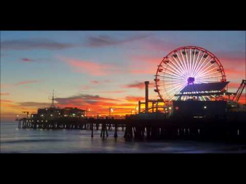 """Santa Monica"" - hip hop sample beat"