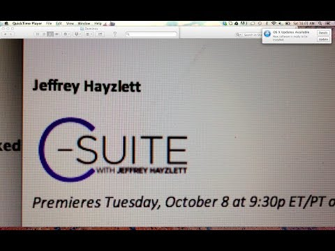 C-Suite with Jeffrey Hayzlett: Break Time