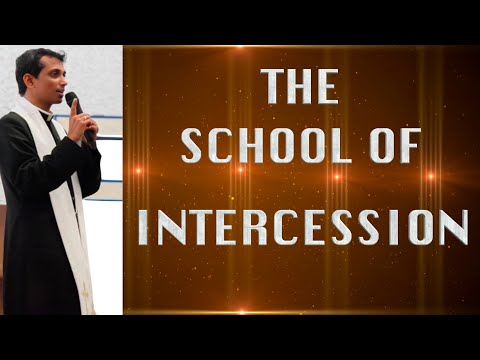 FR JOBY KACHAPPILLY VC Talk on Intercession Ministry