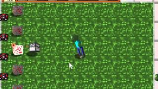 plants vs zombies mini craft mod