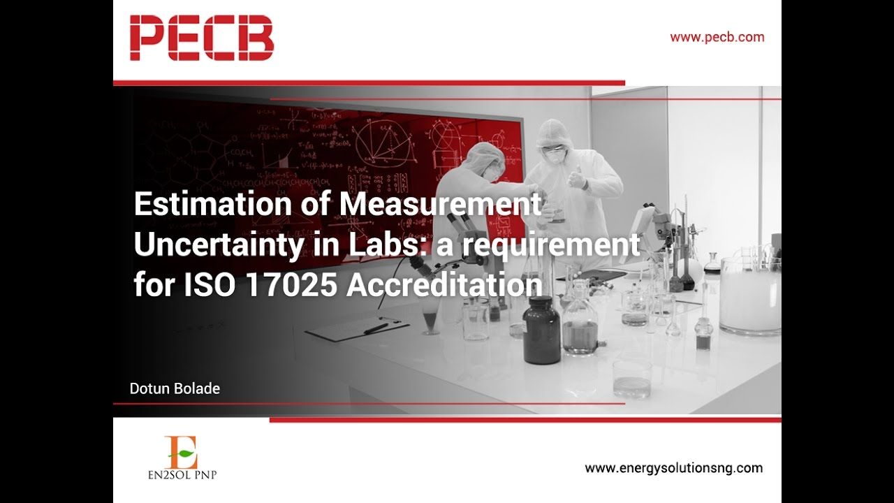 iso 17025 measurement uncertainty ppt