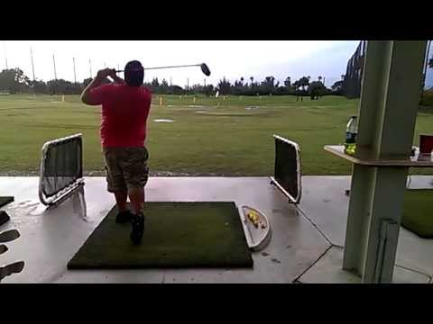 HTC One Slow-Mo Video Test (Featuring: Golf!)