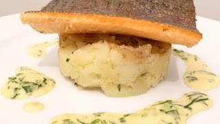 Trout With A Tarragon Cream Sauce Cook-along Video
