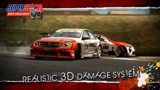 Superstars V8 Next Challenge    Debut trailer
