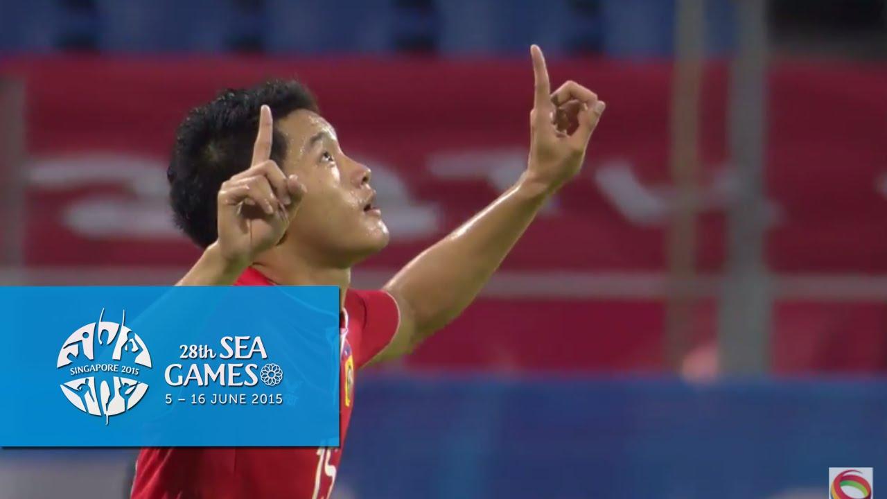 Video: U23 Brunei vs U23 Lào