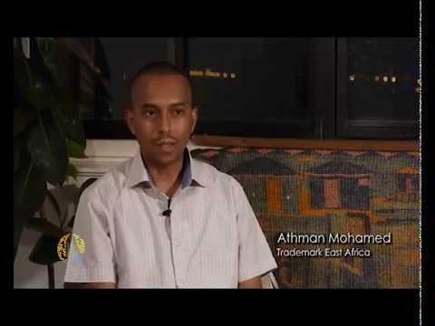 Athman Mohamed tells the story of Kenya Open Data