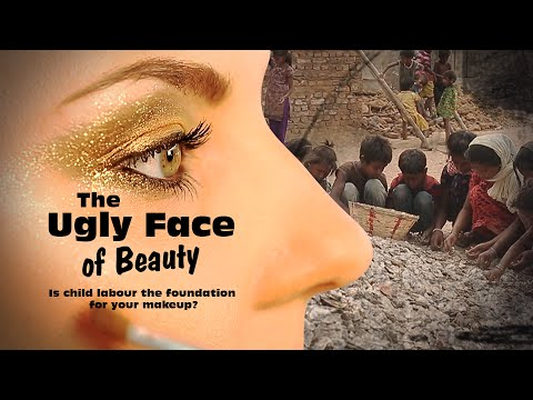 The Ugly Face of Beauty Is Child Labour The Foundation For