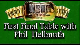 (Video Game) World Series Of Poker 2015 | Event #4 (Full)