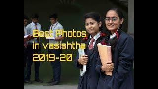 Gambar cover best photos in English Medium vasishtha 2019 20