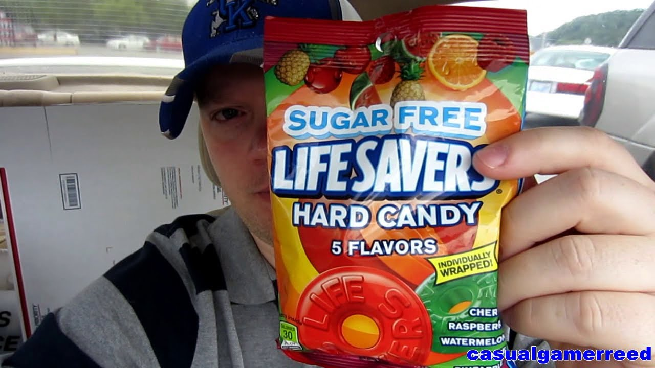 Sugar free candy reviews