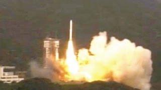 【打上の瞬間】イプシロン 打ち上げ成功 JAXA(宇宙航空研究開発機構) Epsilon Launch success JAXA thumbnail