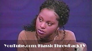 Foxy Brown Interview - Part 2 (2001)