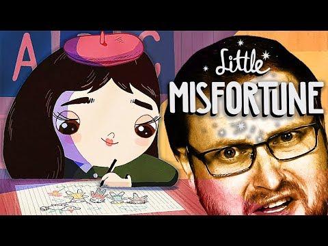 МАЛЕНЬКАЯ НЕУДАЧА ВЫШЛА ПОГУЛЯТЬ ► Little Misfortune #1
