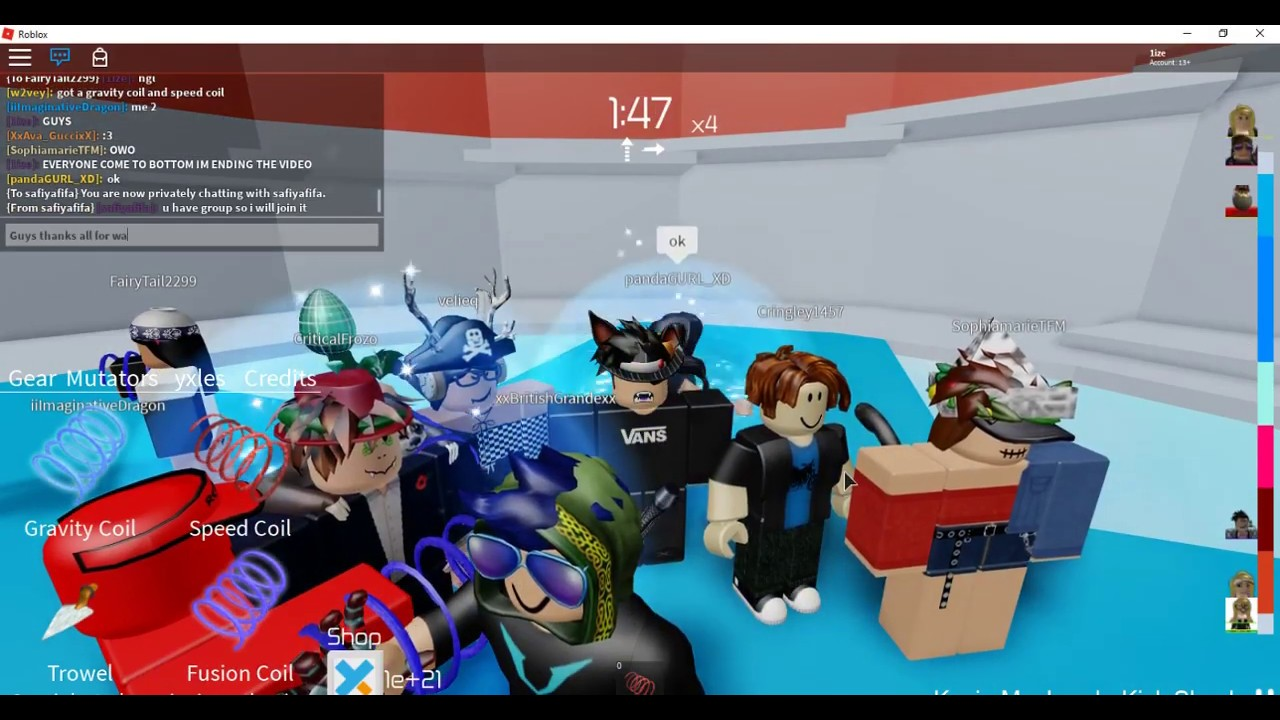 Infinite Obby More Songs Roblox - I Gave Infinite Coils In This Game Roblox Tower Of Hell