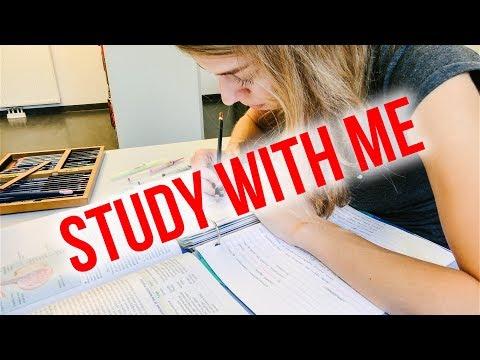 УЧИСЬ / РАБОТАЙ СО МНОЙ ★ STUDY WITH ME В БИБЛИОТЕКЕ + ТУР
