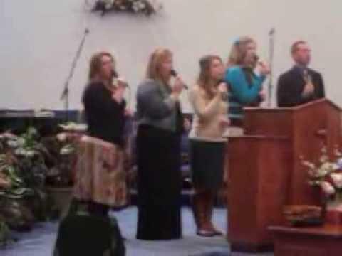 103rd Street Church of God Jacksonville Fl Sunday PM 1- 12- 14