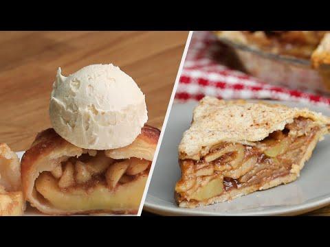 Apple Pie 7 Ways •Tasty