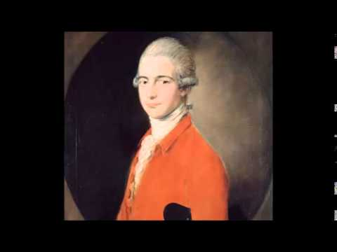 Thomas Linley - Violin Concerto in F major
