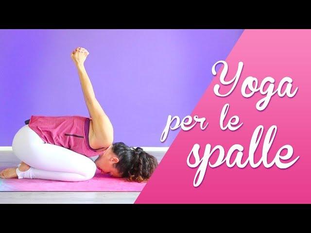 Yoga per la mobilità delle Spalle