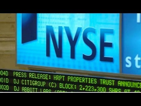 NYSE Deutsche Boerse to create stock market behemoth