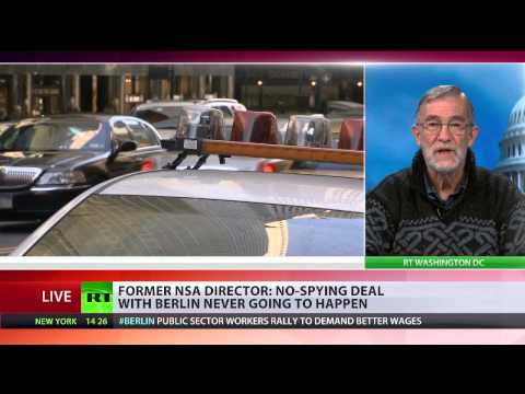 Ray McGovern interview with RT International