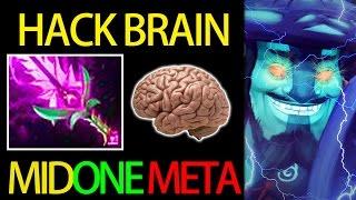 Bloodthorn Spirit  7.02 META China MMR MidOne 9K Brain Hack Dota 2