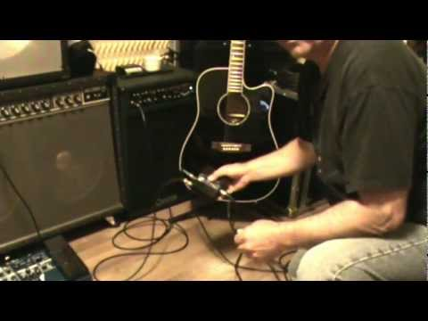 Using a DI Box for Acoustic Guitars - AudioTech