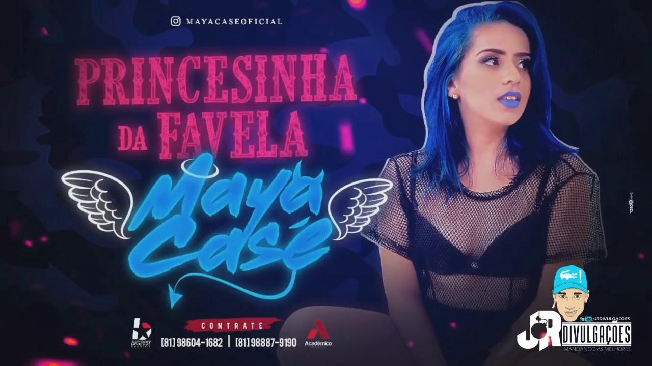 MC FAVELA PRINCESINHA DA BAIXAR METADE