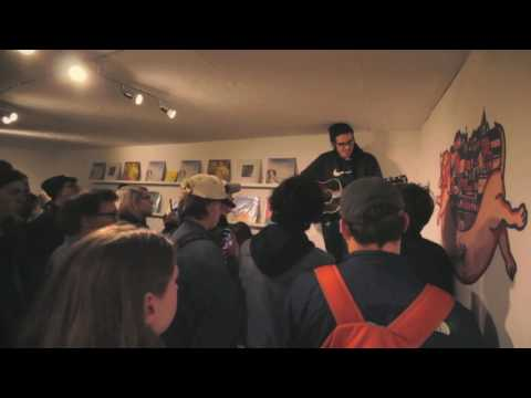 Modern Baseball - LIve & Acoustic,  Big Scary Monsters Popup, London mp3