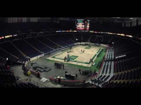 Times Union Center Switch Over Time Lapse