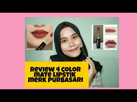 review-lipstik-purbasari-matte|lipstik-purbasari-kemasan-hitam