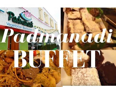 Padmanadi Buffet | VEGAN | Edmonton