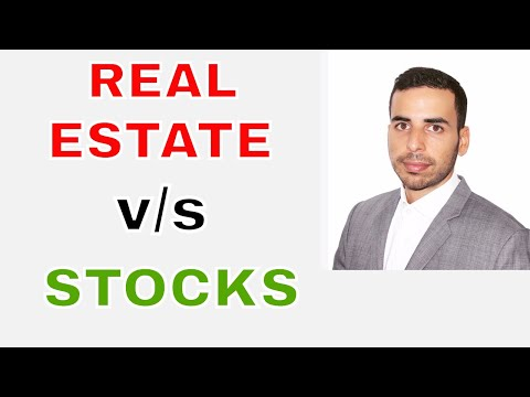 STOCKS v/s REAL ESTATE | Which is better? | value invest learn india | Stock Market Finance India