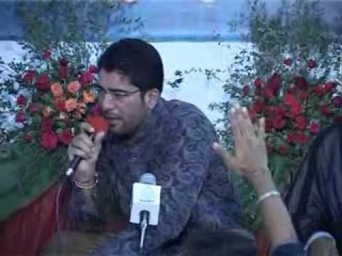 Mir Hassan Mir - Abbas Naam Hai Mera - Jashan e Imam e Zamana (as) 2010