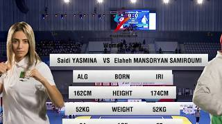 9th Sanda World Cup - Day 2 - Session 3