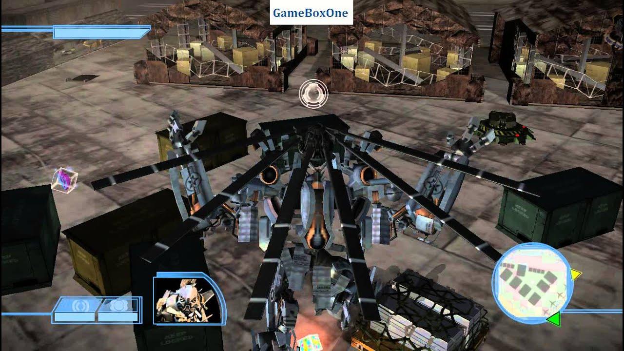 Transformers The Game El Juego  Capitulo 1  Campaa