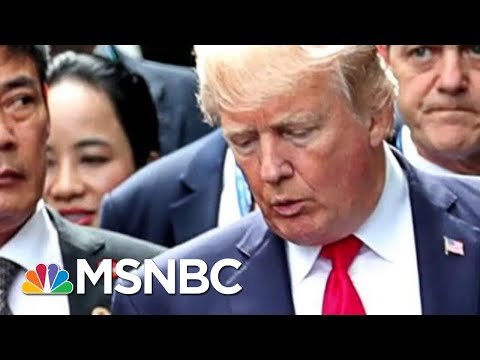 Legal Conflicts Between President Donald Trump And House Democrats Escalate | Velshi & Ruhle | MSNBC