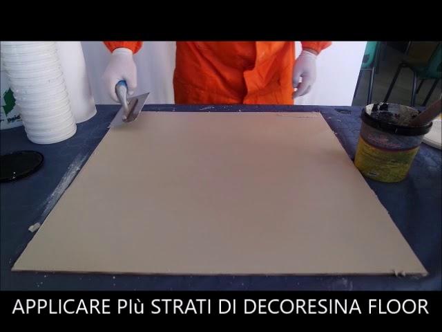 Sistema Decoresna Floor
