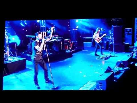 Daylight (Live) - Maroon 5 @ Oracle Appreciation Event on Treasure Island 9/25/13