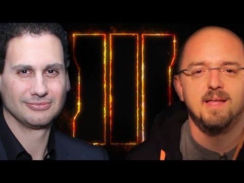 "Treyarch's Black Ops 3 Interview - ""Talks About Campaign, Multiplayer, & Zombies"" (Live Stream 2015)"