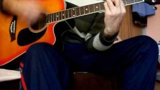 Hallelujah gitara akustyczna cover
